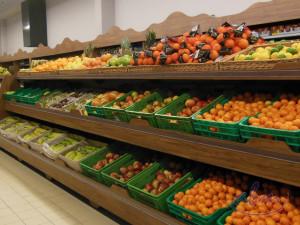 Gondole sklepowe na warzywa i owoce - producent ANM