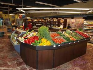 Stoisko warzywno - owocowe na indywidualne zamówienie - realizacja ABM