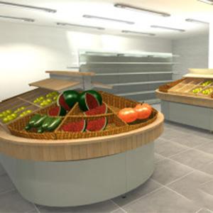 Wyspy warzywne - projekt i wizualizacja ABM