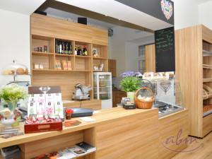 Sklep i kawiarnia z produktami organicznymi - realizacja ABM (1)